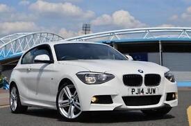 2014 BMW 1-Series 125d M Sport 3 door Diesel Hatchback