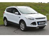 2016 Ford Kuga 2.0 TDCi 180 Titanium 5 door Powershift Diesel Estate