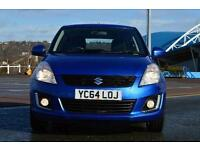 2014 Suzuki Swift 1.2 SZ3 5 door Petrol Hatchback