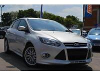 2013 Ford Focus 1.6 TDCi 115 Zetec S 5 door Diesel Hatchback