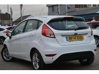 2014 Ford Fiesta 1.0 Zetec 5 door Petrol Hatchback