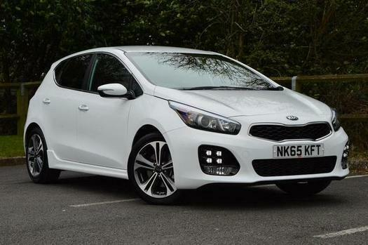 2016 kia ceed 1 6 crdi isg gt line 5 door diesel hatchback in ribbleton lancashire gumtree. Black Bedroom Furniture Sets. Home Design Ideas