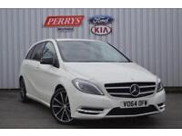 2014 Mercedes B-Class B180 CDI Sport 5 door Diesel Hatchback