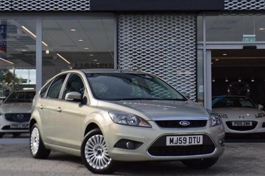 2009 Ford Focus 1.8 Titanium 5 door Petrol Hatchback