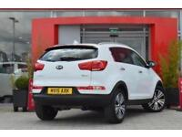 2015 Kia Sportage 1.7 CRDi ISG 4 5 door Diesel Estate