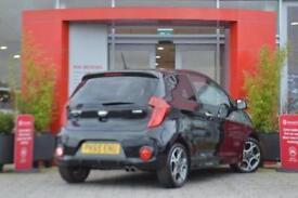 2015 Kia Picanto 1.25 Chilli EcoDynamics 3 door Petrol Hatchback