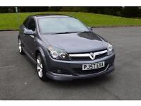 2007 Vauxhall Astra 1.8i VVT SRi 3 door [Exterior pack] Petrol Hatchback