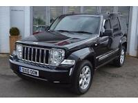2010 Jeep Cherokee 2.8 CRD Limited 5 door Auto Diesel Estate