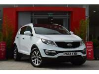 2014 Kia Sportage 1.6 GDi ISG 2 5 door Petrol Estate