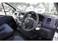 2017 Vauxhall Vivaro 2900 1.6CDTI 120PS H1 Van Diesel