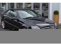 2009 Mercedes CLC CLC 220 CDI Sport 3 door Auto Diesel Coupe