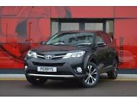 2015 Toyota RAV4 2.0 D-4D Icon 5 door 2WD Diesel Estate