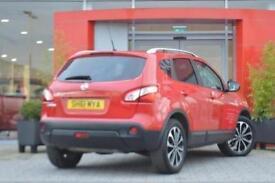 2011 Nissan Qashqai 1.6 [117] N-Tec+ 5 door Petrol Hatchback