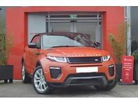 2016 Land Rover Range Rover Evoque 2.0 TD4 HSE Dynamic 2 door Auto Diesel Conver