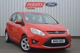 2011 Ford C-MAX 1.6 Zetec 5 door Petrol Estate