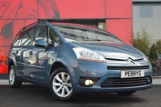 2009 citroen c4 grand picasso 1 6hdi 16v vtr plus 5 door diesel estate in ribbleton. Black Bedroom Furniture Sets. Home Design Ideas