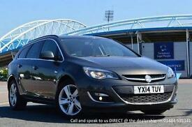 2014 Vauxhall Astra 2.0 CDTi 16V SRi 5 door Diesel Estate
