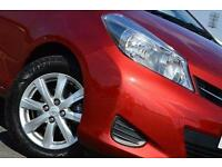 2012 Toyota Yaris 1.33 VVT-i TR 5 door Multidrive S Petrol Hatchback