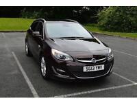2013 Vauxhall Astra 2.0 CDTi 16V SRi 5 door Auto Diesel Estate