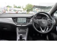 2016 Vauxhall Astra 1.6 CDTi 16V 136 Tech Line 5 door Diesel Hatchback