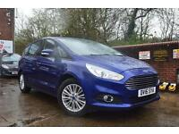 2016 Ford S-MAX 2.0 TDCi 150 Zetec 5 door Powershift Diesel Estate