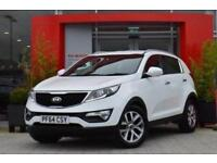 2015 Kia Sportage 1.6 GDi White Edition 5 door Petrol Estate