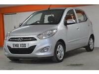 2012 Hyundai i10 1.2 Active 5 door Petrol Hatchback