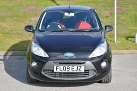 2009 Ford Ka 1.2 Zetec 3 door Petrol Hatchback