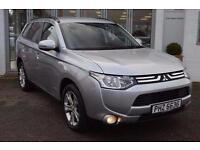 2013 Mitsubishi Outlander 2.2 DI-D GX3 5 door Diesel Estate