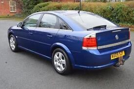 2009 Vauxhall Vectra 1.9 CDTi Exclusiv [120] 5 door Diesel Hatchback