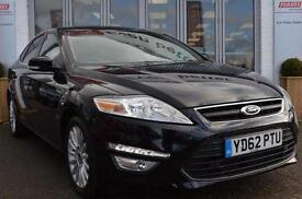 2012 Ford Mondeo 2.0 TDCi 163 Zetec Business Edition 5 door Diesel Hatchback