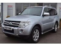 2007 Mitsubishi Shogun 3.2 DI-DC Warrior 5 door Auto Diesel Estate