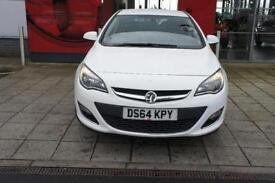 2014 Vauxhall Astra 1.4i 16V SRi 5 door Petrol Hatchback