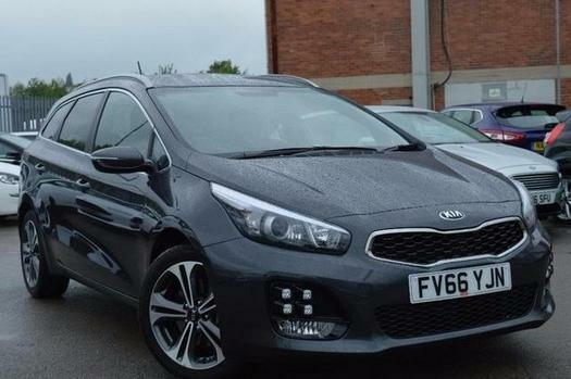 2017 kia ceed sw 1 6 crdi isg gt line 5 door dct diesel estate in chesterfield derbyshire. Black Bedroom Furniture Sets. Home Design Ideas