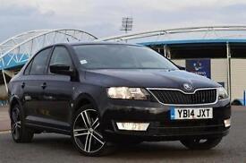 2014 Skoda Rapid 1.2 TSI 105 Black Edition 5 door Petrol Hatchback