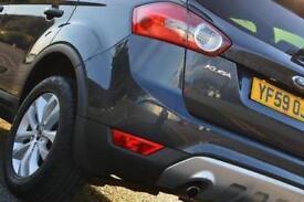 2010 Ford Kuga 2.0 TDCi Titanium 5 door 2WD Diesel Estate