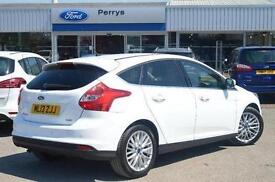 2013 Ford Focus 1.6 TDCi 115 Zetec 5 door Diesel Hatchback