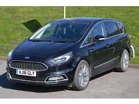2016 Ford S-MAX Vignale 2.0 TDCi 5 door Diesel Estate