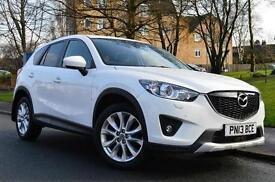 2013 Mazda CX-5 2.2d [175] Sport Nav 5 door AWD Auto Diesel Estate