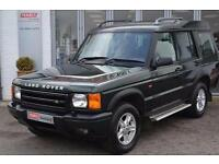 2001 Land Rover Discovery 2.5 Td5 GS 5 seat 5 door Diesel Estate