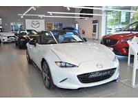 2016 Mazda MX-5 2.0 Sport Recaro 2 door Petrol Convertible