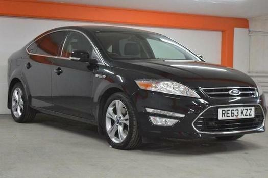 2013 Ford Mondeo 2.0 TDCi 163 Titanium X Business Ed 5 door Powershift Diesel Ha
