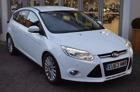 2013 Ford Focus 1.6 TDCi 115 Titanium X 5 door Diesel Hatchback