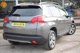 2014 Peugeot 2008 1.6 e-HDi Allure 5 door EGC Diesel Estate
