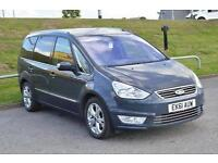 2011 Ford Galaxy 2.2 TDCi 200 Titanium X 5 door Diesel People Carrier