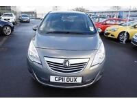 2011 Vauxhall Meriva 1.7 CDTi 16V SE 5 door Auto Diesel Estate