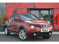 2013 Nissan Juke 1.6 Acenta 5 door [Premium Pack] Petrol Hatchback
