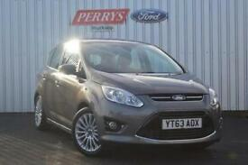 2013 Ford C-MAX 1.6 TDCi Titanium 5 door Diesel Estate