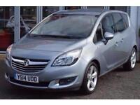 2014 Vauxhall Meriva 1.6 CDTi 16V ecoFLEX Tech Line 5 door Diesel Estate