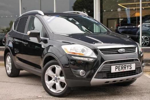 2012 Ford Kuga 2.5T Titanium X 5 door Auto Petrol Estate